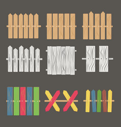 Set of the different vector