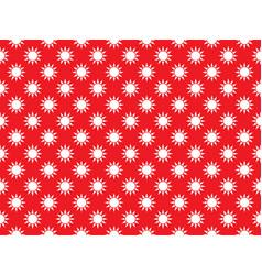 taiwan sun seamless pattern vector image