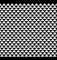 black and white hawaiian tribal pattern design vector image