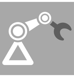 Manipulator icon vector