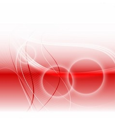 Soft light red background vector