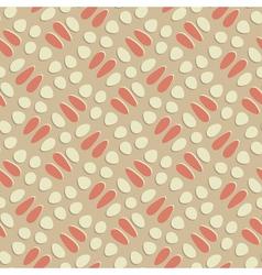 carrot print vector image