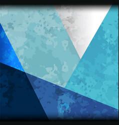 Grunge texture shape background vector