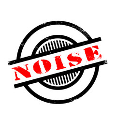 Noise rubber stamp vector