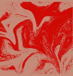 red retro texture vector image