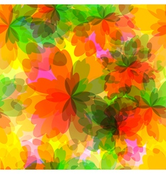 Seamless colourful background vector image