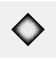 Abstract Rhombic Badge vector