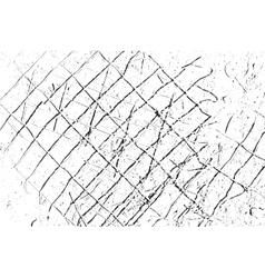 Distress Grid vector image