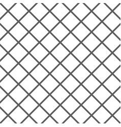 grill pattern geometric background black and white vector image