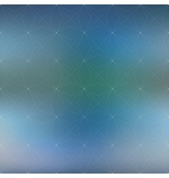 Science and technology background Abstract grid vector image