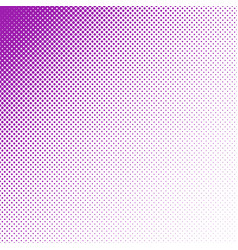 Geometric dot pattern background - design vector