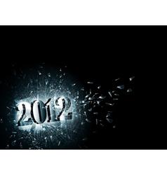 2012 nye vector