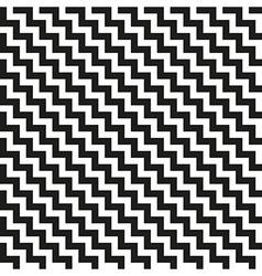 chevron zigzag diagonal seamless texture vector image
