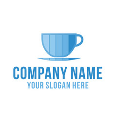 child coffee logo designs inspiration vector image