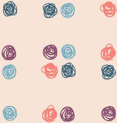 Cute Circles vector image