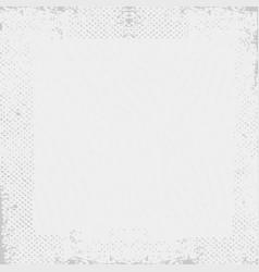 grey grunge vintage old paper background vector image