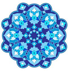 Ottoman motifs design series with fifteen version vector
