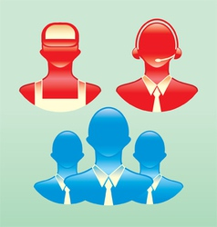 People icon vector
