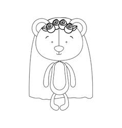bride icon image vector image vector image