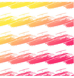 colorful background with modern hand drawn ink vector image vector image