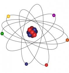 atom vector image