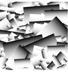 Abstract texture background with overlapping vector