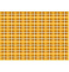 hot cross buns pattern top view vector image
