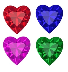 Jewel set3 vector image