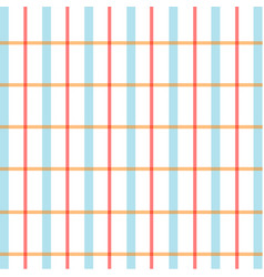 modern check grid plaid pattern texture vector image