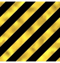 Abstract seamless pattern with gold stripes vector image vector image