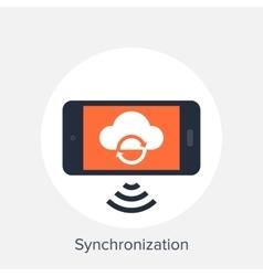 Synchronization vector image