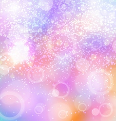 New Years color shining background Christmas vector image vector image