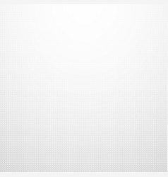 Bright dotted gradient background white and grey vector