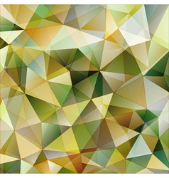Color Triangle Abstract Background Pattern vector image