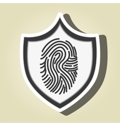 Symbol finger print data vector