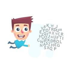 tag cloud vector image