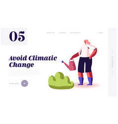 Global warming environment pollution global vector