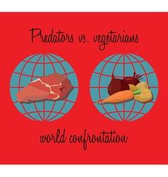 Predators vs vector