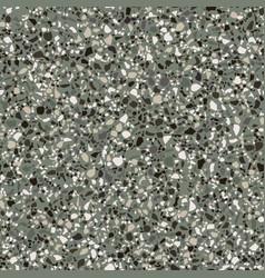 Surface texture granite concrete mosaic tile vector