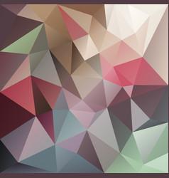 abstract irregular polygon background vector image vector image