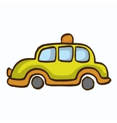 Collection car for kids vector