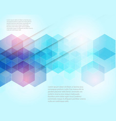 Design brochure template abstract background vector