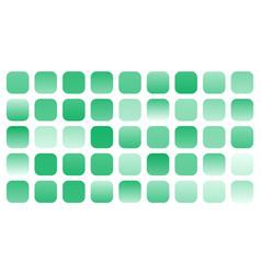 Mega set green gradients shade combination vector
