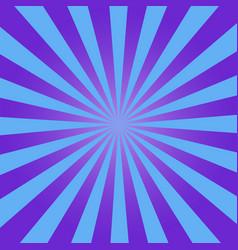 violet radial retro background violet and vector image
