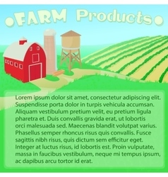 Agriculture concept vector image