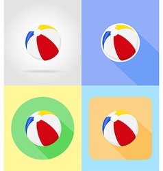 Baby flat icons 14 vector