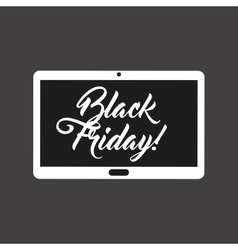 Black friday sale commerce vector