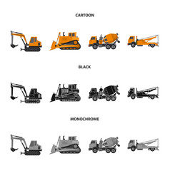Build and construction sign vector