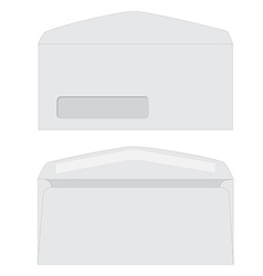 Envelope set vector image