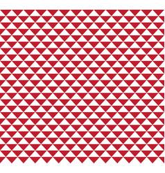 Red hawaiian tribal seamless pattern design vector